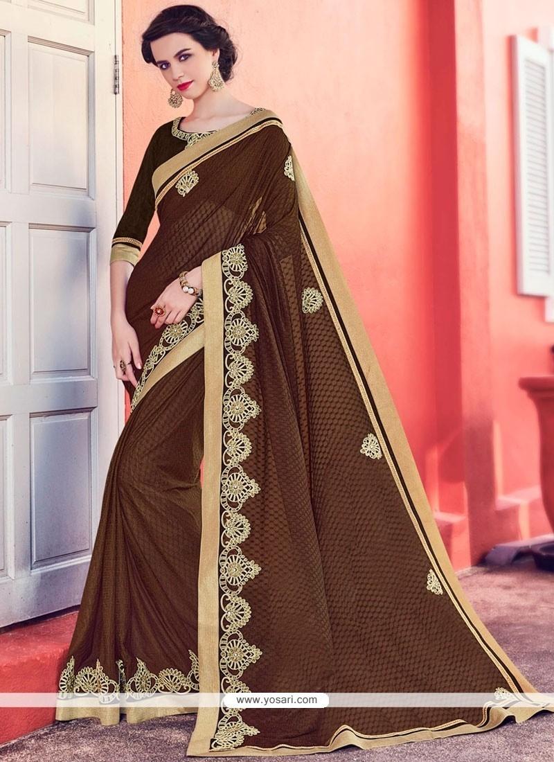 Orphic Classic Saree For Wedding