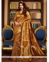 Noble Cotton Silk Weaving Work Traditional Saree