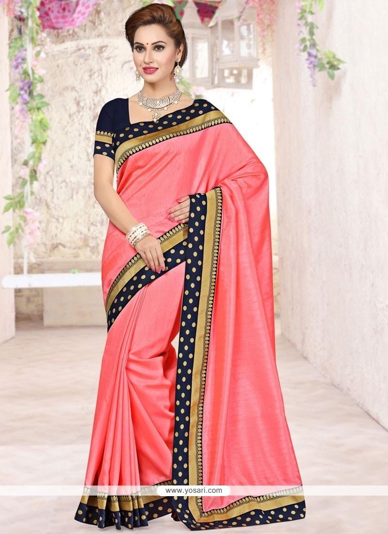 Elegant Art Silk Designer Traditional Saree