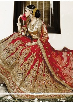 Heavenly Net Lehenga Choli