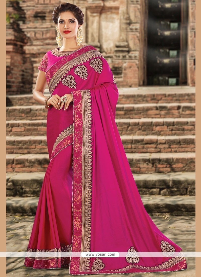 Imposing Art Silk Shaded Saree