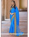 Energetic Art Silk Designer Traditional Saree