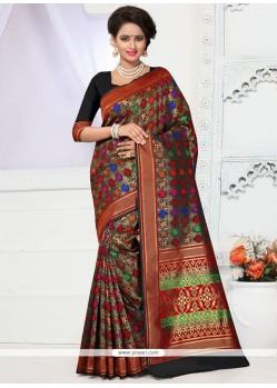 Precious Banarasi Silk Designer Traditional Saree
