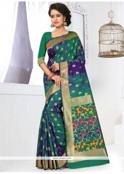 Classical Traditional Designer Saree For Wedding