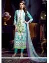 Transcendent Cotton Silk Multi Colour Pant Style Suit