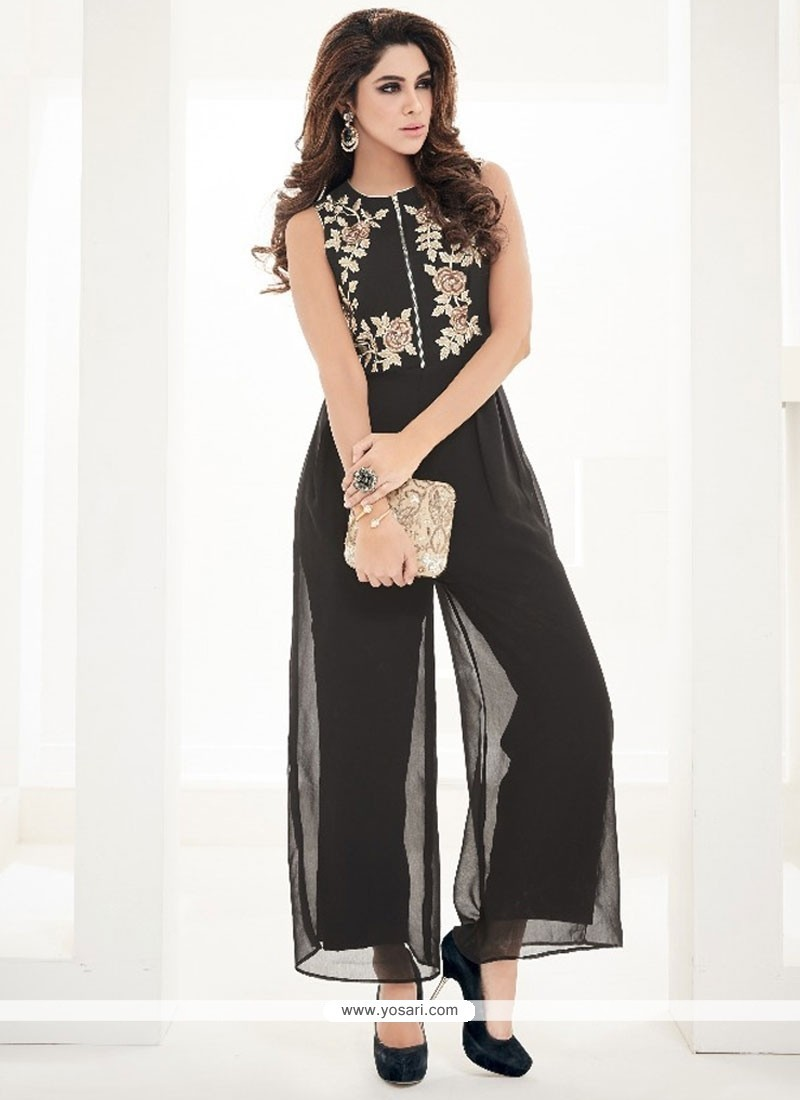 Sonorous Embroidered Work Party Wear Kurti