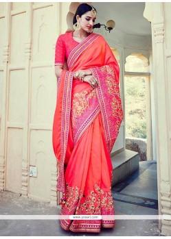 Exceptional Art Silk Designer Traditional Saree