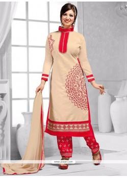 Ayesha Takia Embroidered Work Punjabi Suit
