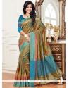 Fab Art Silk Weaving Work Traditional Designer Saree