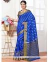 Nice Art Silk Traditional Designer Saree