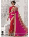 Aristocratic Zari Work Designer Traditional Saree