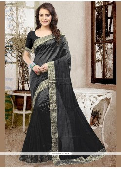 Flattering Art Silk Designer Traditional Saree