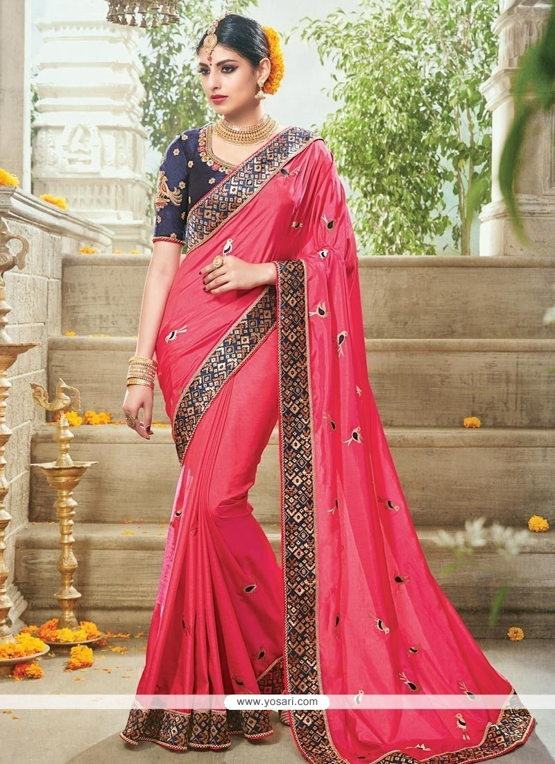 Customary Traditional Designer Saree For Wedding
