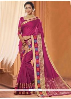 Appealing Cotton Saree
