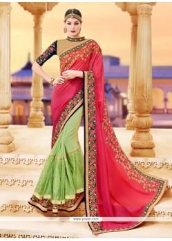 Wonderous Designer Saree For Wedding