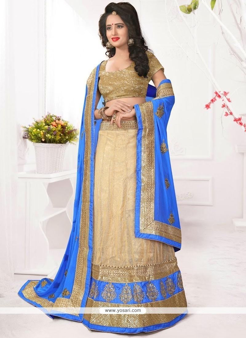 Latest Lace Work Lehenga Choli