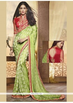 Jazzy Art Silk Designer Traditional Saree
