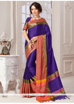 Innovative Art Silk Woven Work Designer Traditional Saree