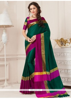 Astounding Art Silk Traditional Saree