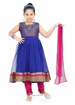 Classy Pink Salwar Kameez