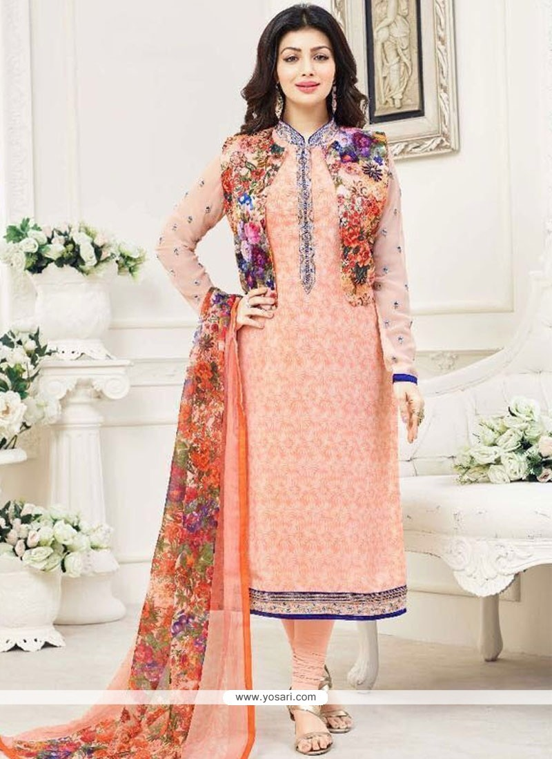 c8a961e706d9 Buy Ayesha Takia Art Silk Jacket Style Suit | Designer Salwar Suits