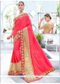 Grandiose Satin Classic Designer Saree