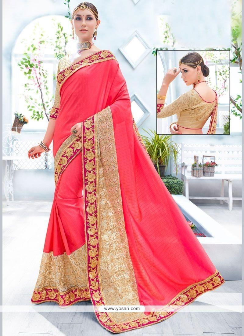 Grandiose Satin Classic Designer Saree