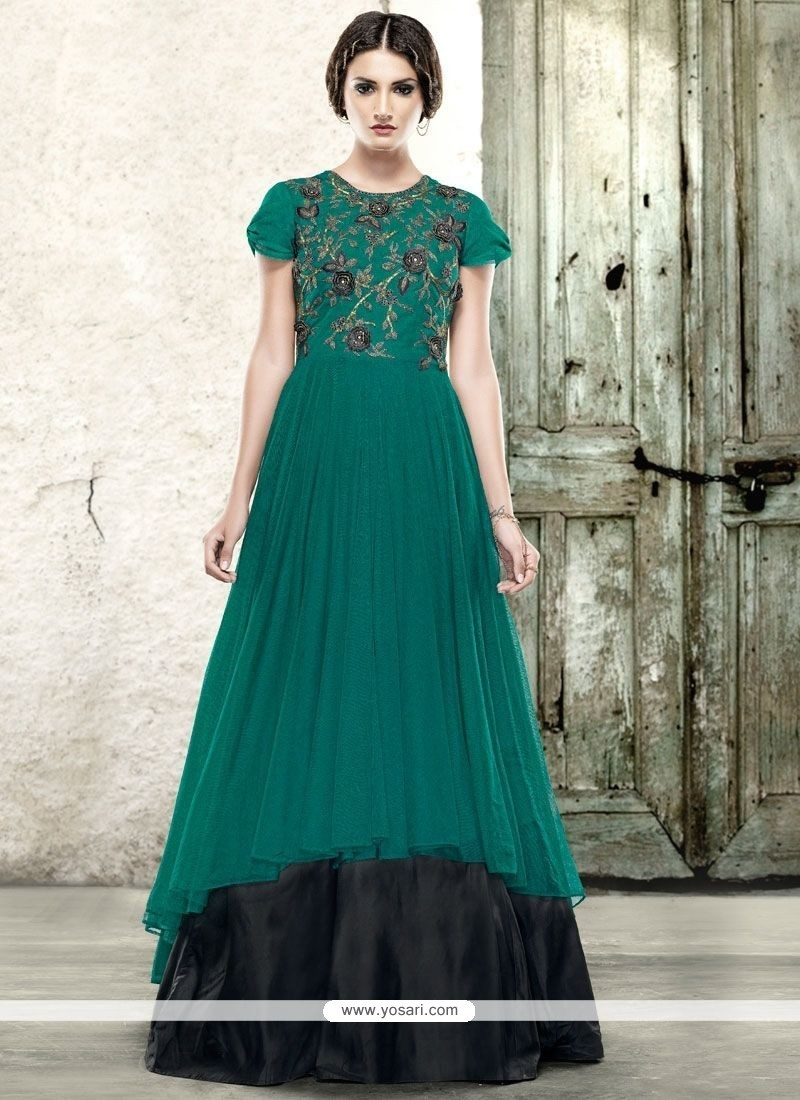 Imperial Fancy Fabric Readymade Gown