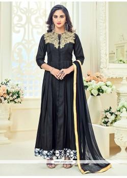 Krystle Dsouza Lace Work Designer Suit
