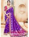 Dazzling Art Silk Designer Traditional Saree