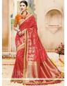 Integral Patch Border Work Black Designer Traditional Saree