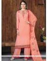 Staring Faux Georgette Designer Palazzo Suit