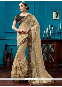 Refreshing Designer Saree For Bridal