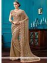 Grandiose Faux Chiffon Designer Saree