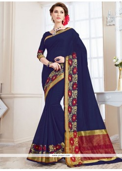 Praiseworthy Woven Work Traditional Saree