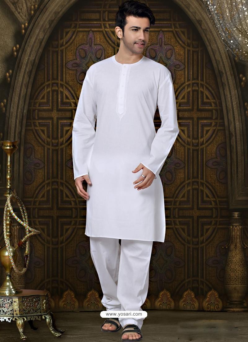 9998850339d Buy White Eidwear Kurta Pajama For Eid 2017