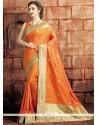 Fashionable Art Raw Silk Designer Traditional Saree