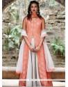 Beautiful Art Silk Long Choli Lehenga