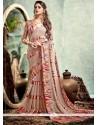 Phenomenal Print Work Printed Saree