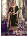 Modest Resham Work Churidar Designer Suit