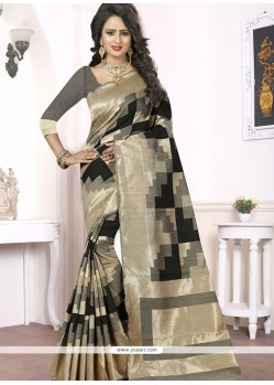 Refreshing Woven Work Banarasi Silk Traditional Designer Saree