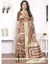 Fine Woven Work Banarasi Silk Traditional Saree