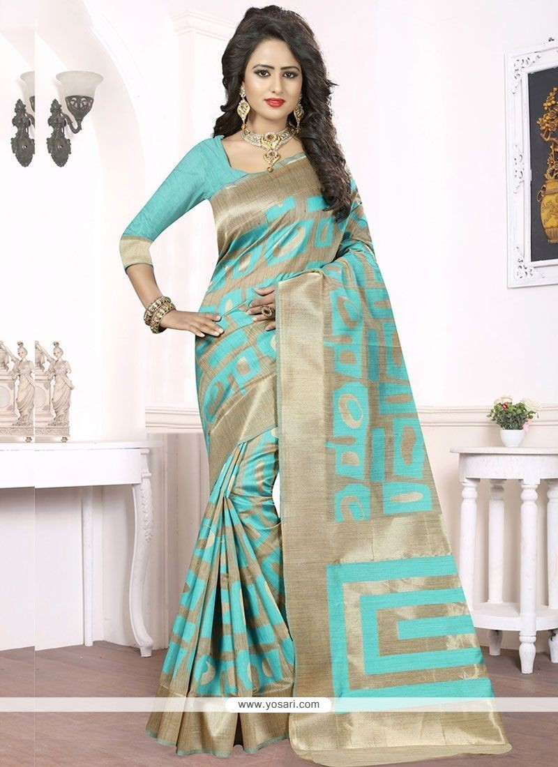 Festal Woven Work Designer Traditional Saree