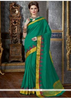Phenomenal Tussar Silk Woven Work Designer Traditional Saree