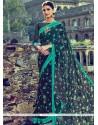 Aesthetic Print Work Printed Saree