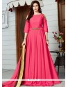 Epitome Art Silk Floor Length Designer Suit