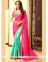 Classical Half N Half Designer Saree For Party