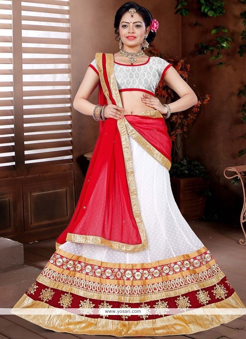 Irresistible Fancy Fabric Lehenga Choli