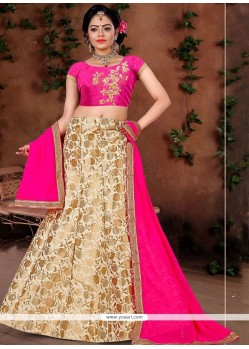 Exotic Patch Border Work Designer Lehenga Choli