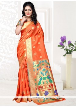 Dilettante Art Silk Traditional Saree
